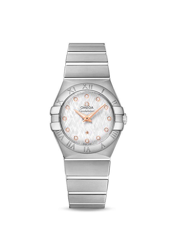be8ad092d4e Reloj Omega Constellation Quartz 27 mm