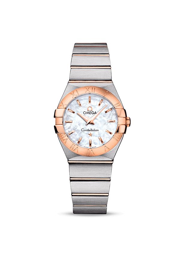 dad7dd2ecd5 Reloj Constellation Quartz 27 mm