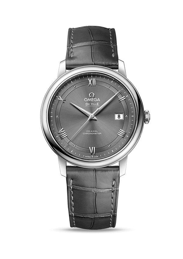 59c5f27d5a2c Reloj Omega De Ville Prestige Co-Axial Gris