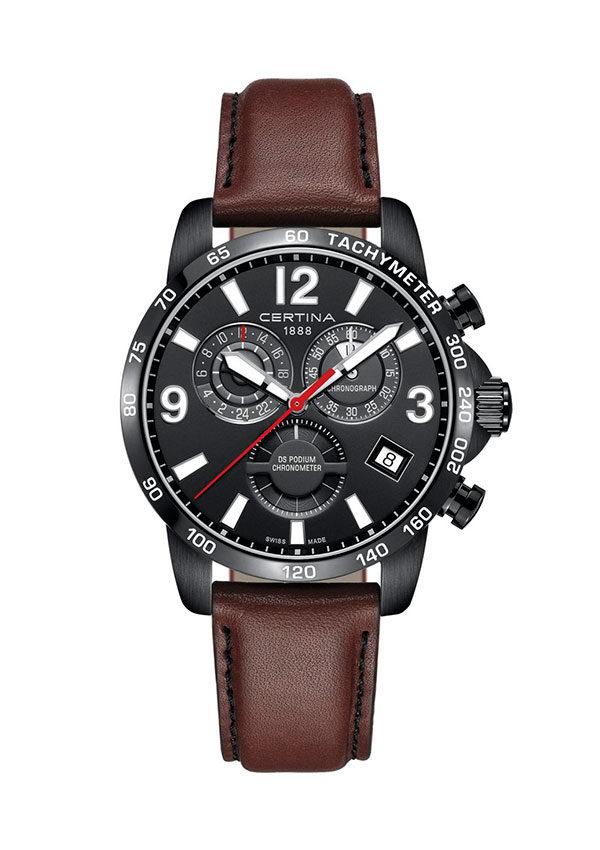 c8fc36978f27 Reloj Certina DS Podium Big Size Chronograph GMT