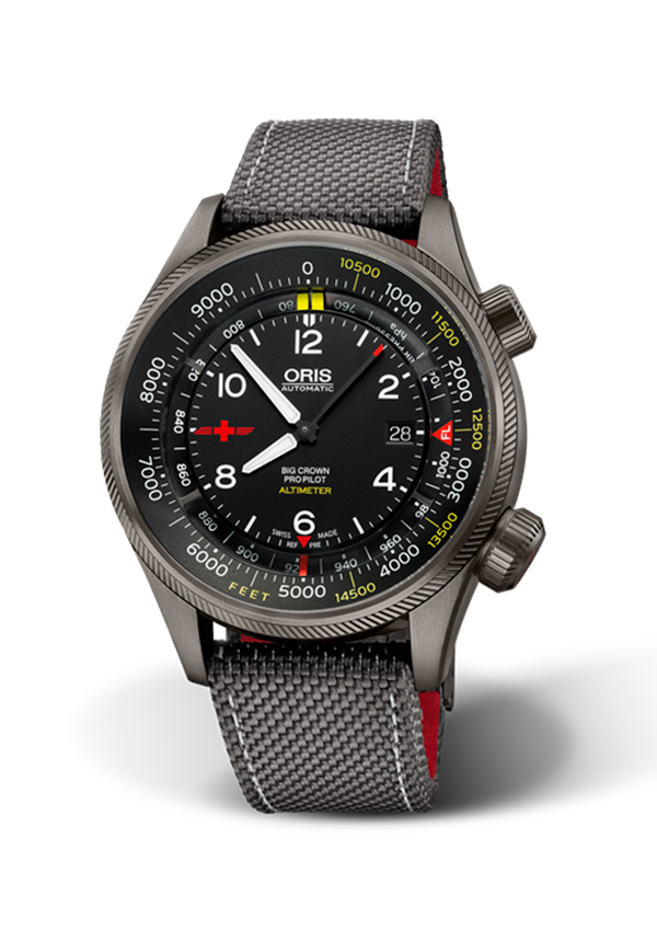 Reloj Oris Altimeter Rega