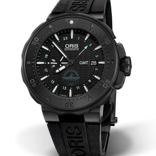 Reloj ORIS Force Recon Gmt