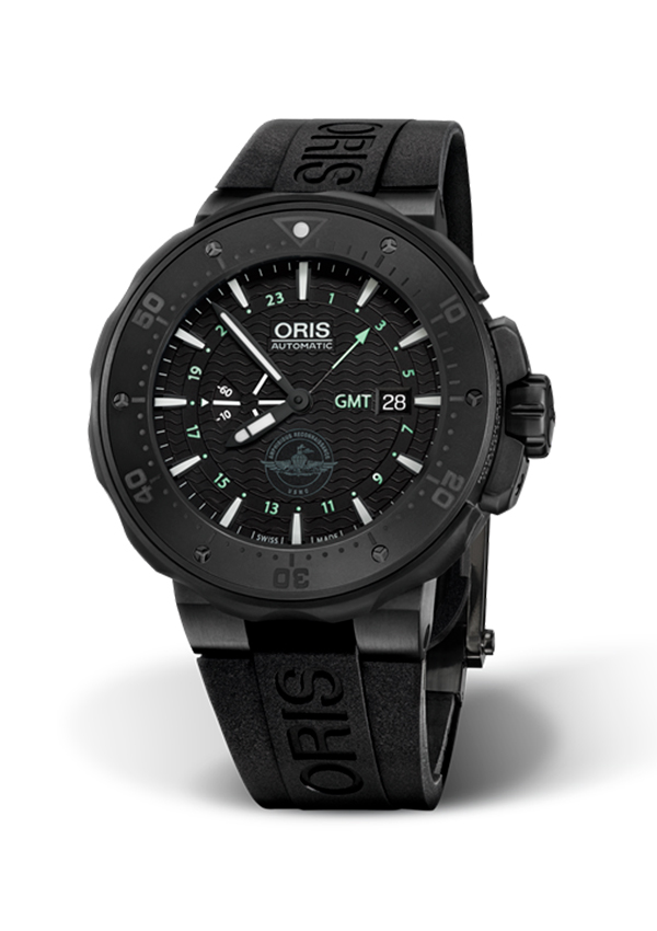Reloj ORIS Force Recon Gmt