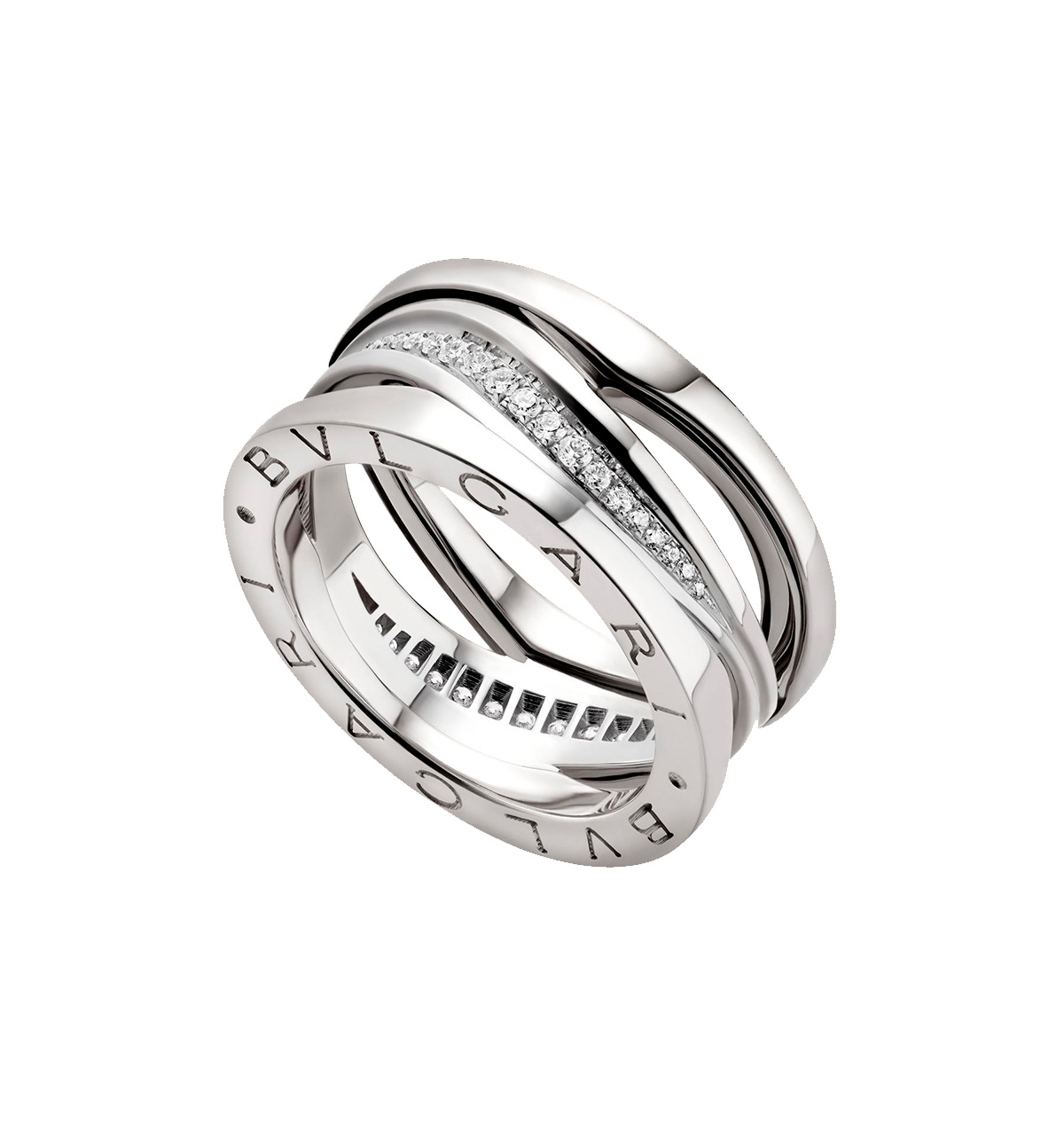 Anillo B. Zero 1 Bulgari Design Legend