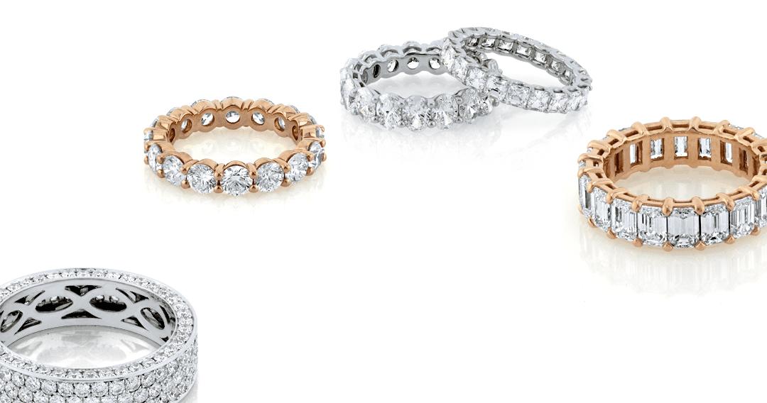 Diferentes tipos y colores de oro utilizados en joyería