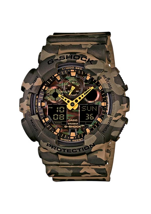 Reloj Casio G-Shock camuflaje joyeria royo albacete