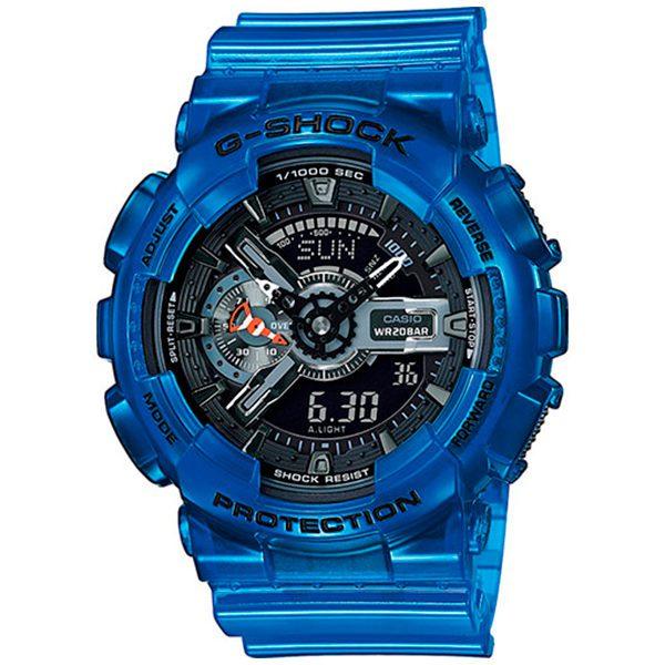 Reloj Casio G-Shock albacete azull