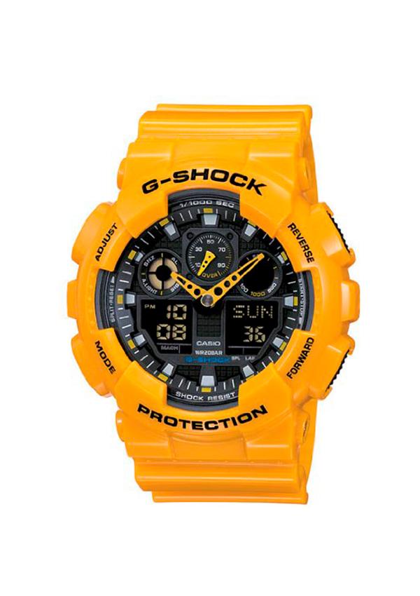 Reloj Casio G-Shock naranja royo joyeros albacete