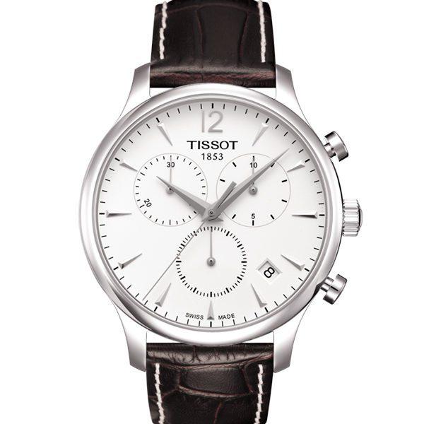 Reloj Tissot Tradition hombre blanco albacete