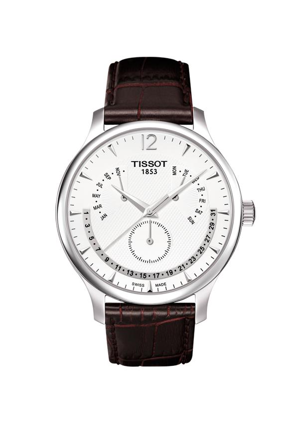 Reloj Tissot Tradition albacete hombre km blanco