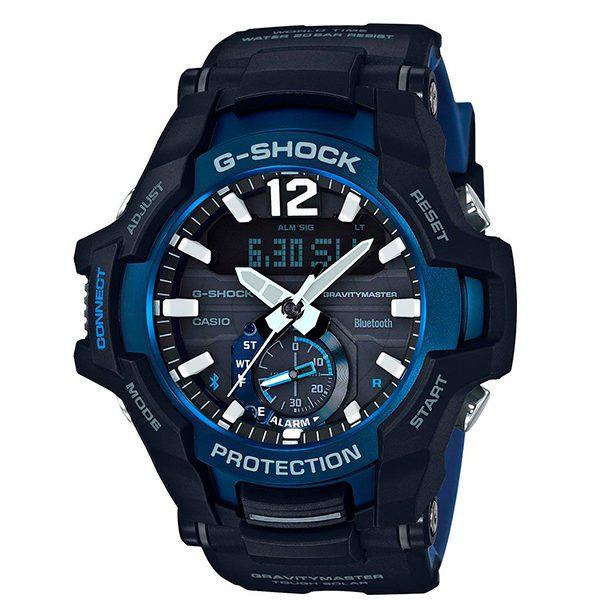 Reloj Casio G-Shock azul joyeria royo albacete