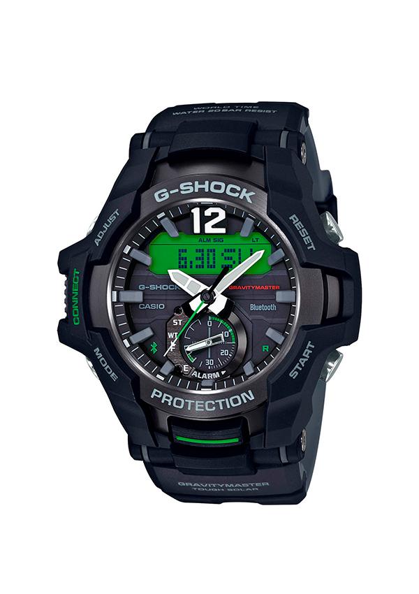 Reloj Casio G-Shock verde royo joyeros albacete