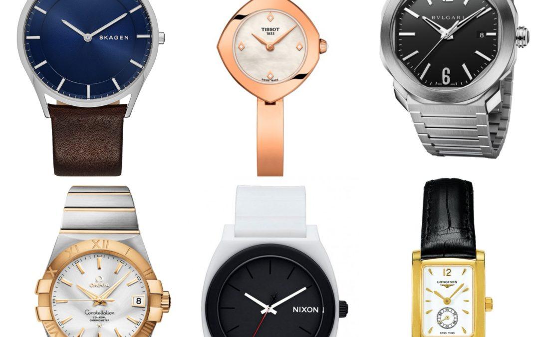 6 ideas de relojes para regalar en Navidad