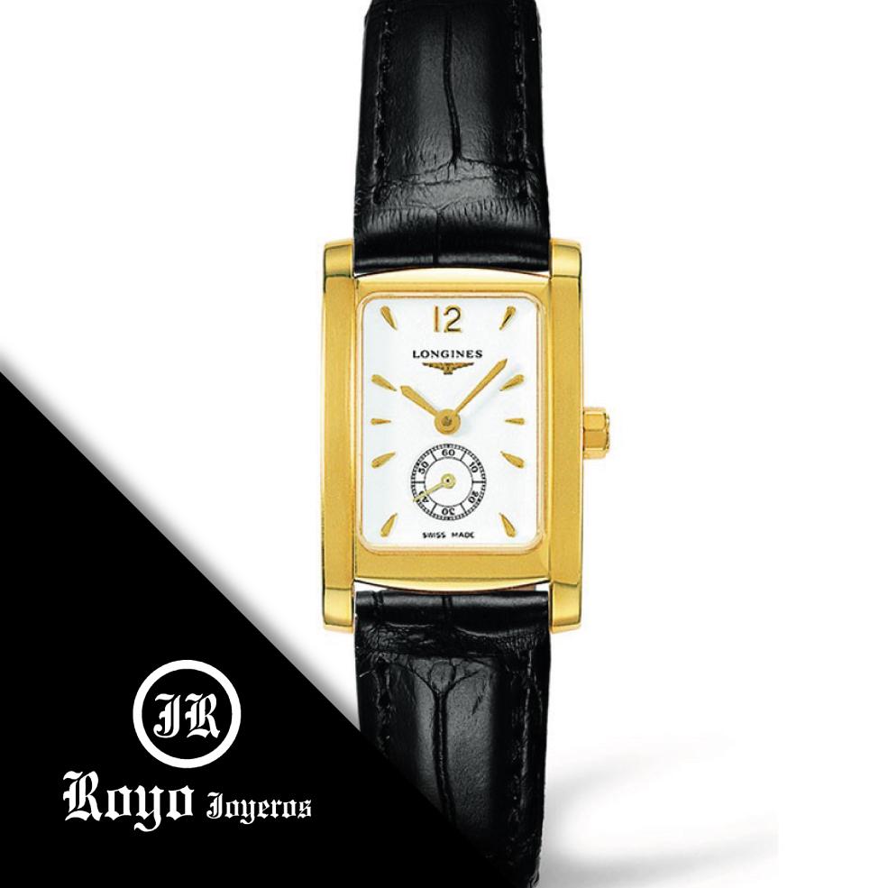 reloj longines dolce vita joyeria royo albacete