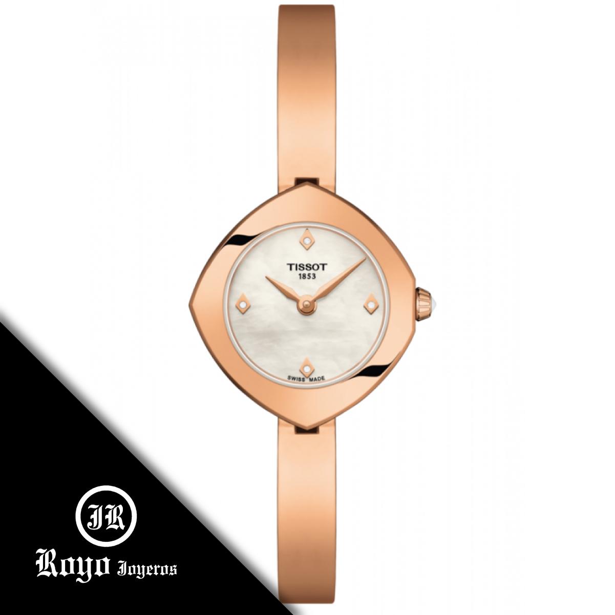 reloj tissot femini oro rosa joyeria royo albacete