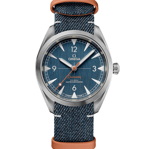 Reloj Omega Railmaster Co-Axial Master Chronometer