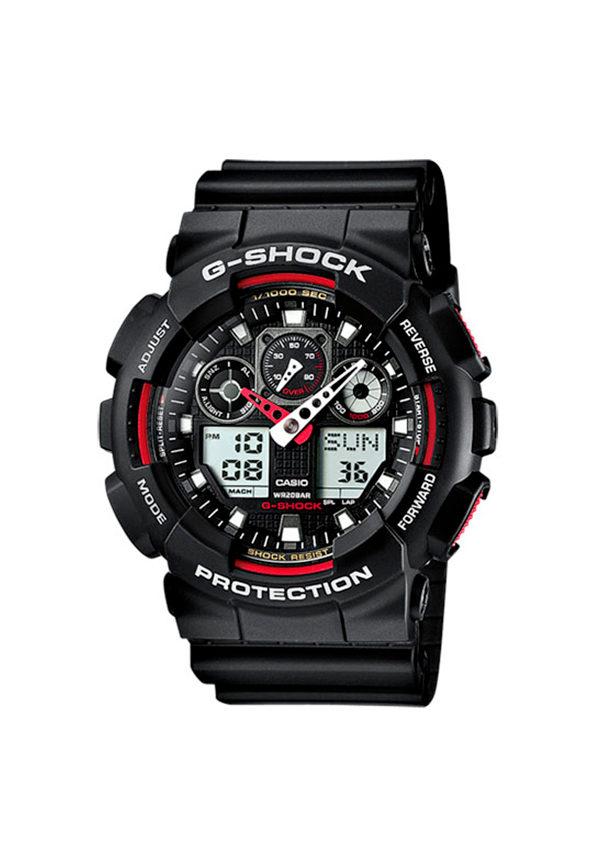ee9694b0c276 Reloj CASIO G-Shock GA-100-1A4ER