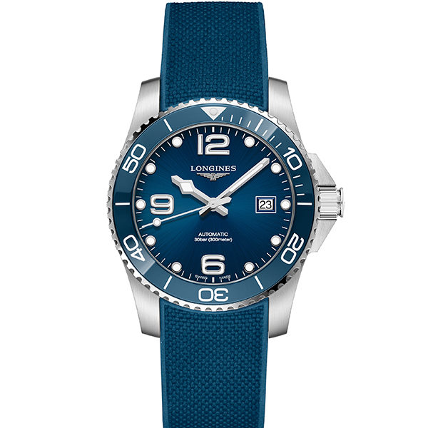 Reloj Longines HydroConquest azul