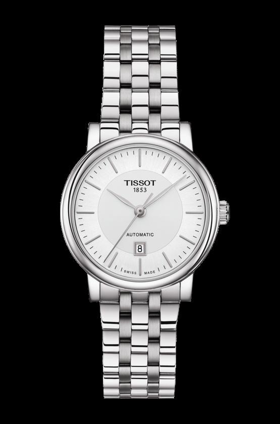148b2cf5496 Reloj Tissot Carson Automatic Lady . Royo Joyeros