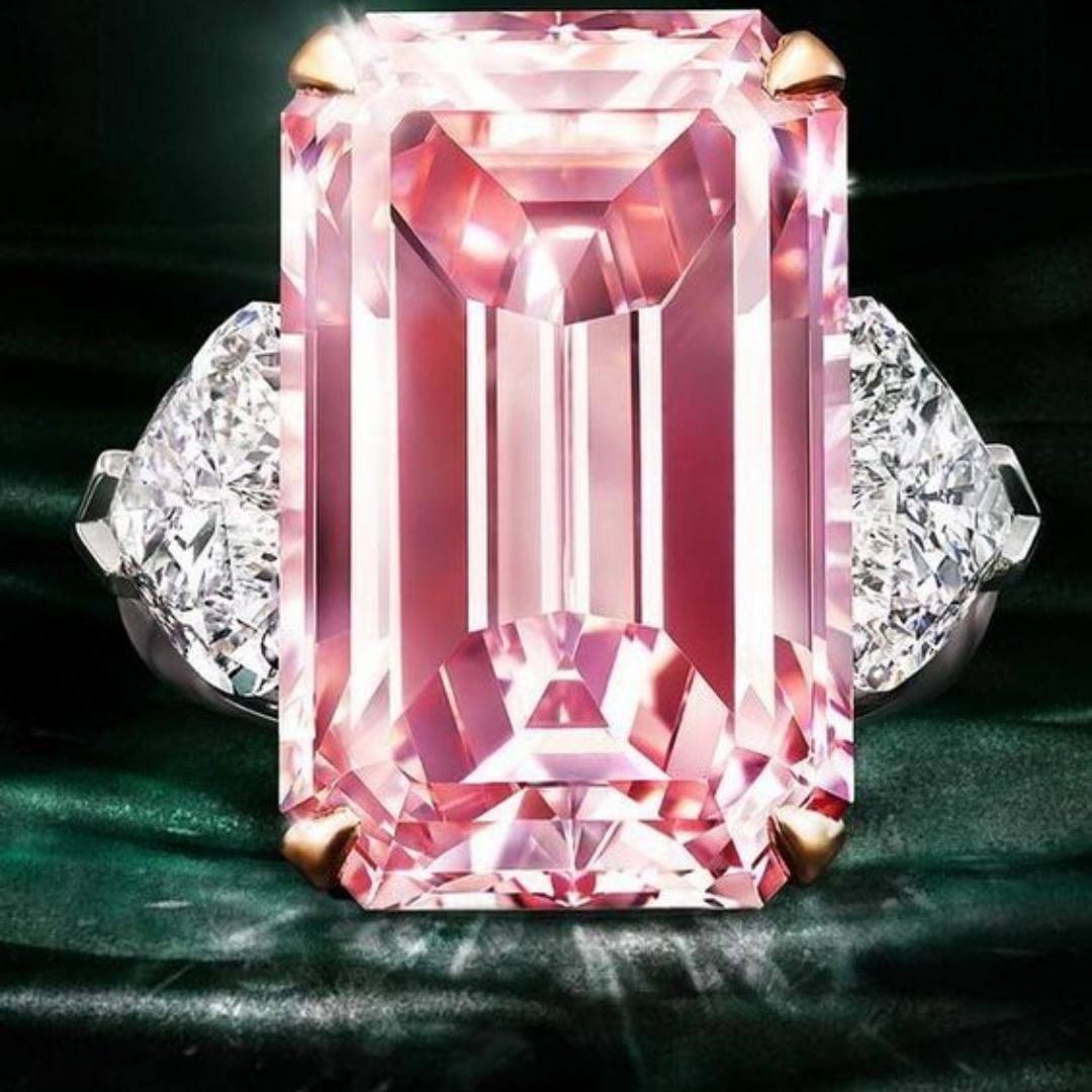 diamante perfect pink