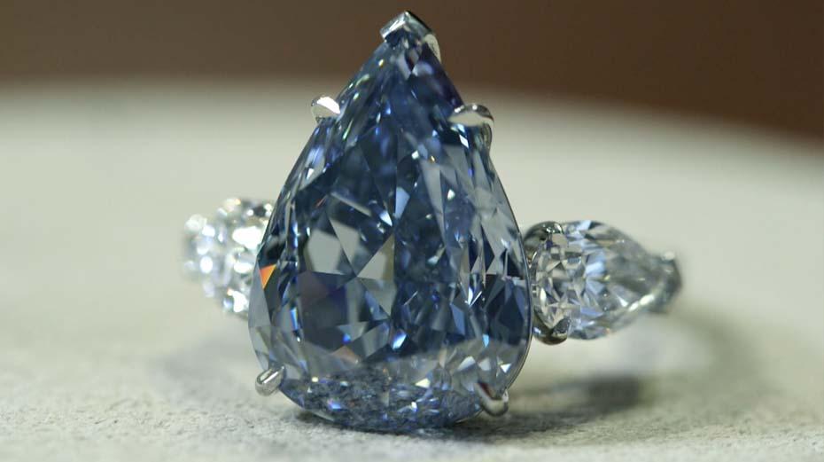 diamante winston azul