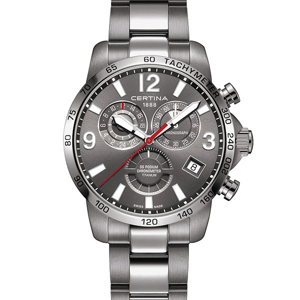 Reloj Certina DS Podium Chronograph