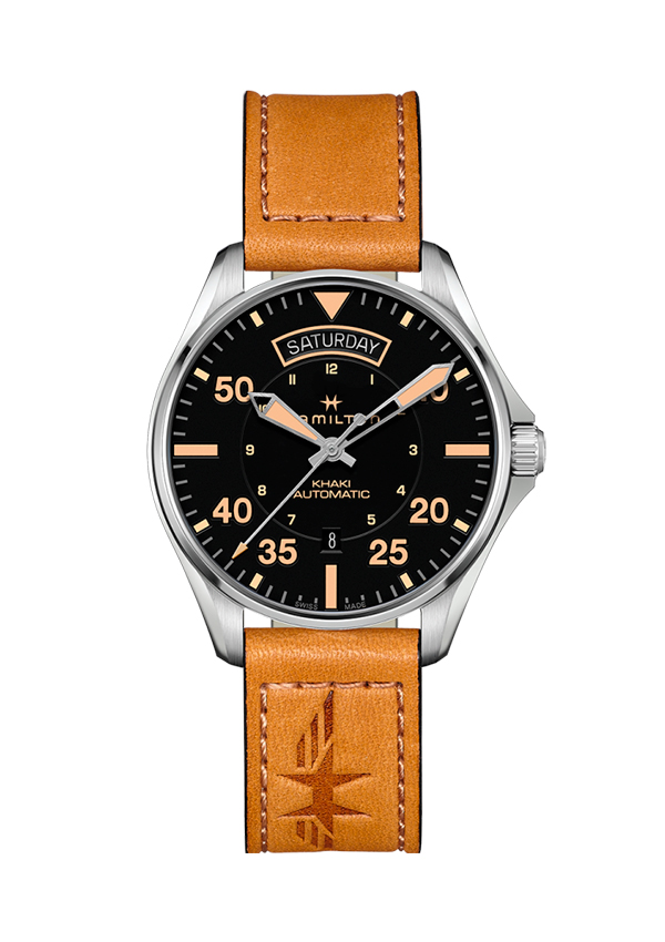 Reloj Hamilton Khaki Aviation Day Date