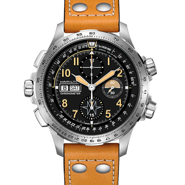 Reloj Hamilton Khaki Aviation Day Date