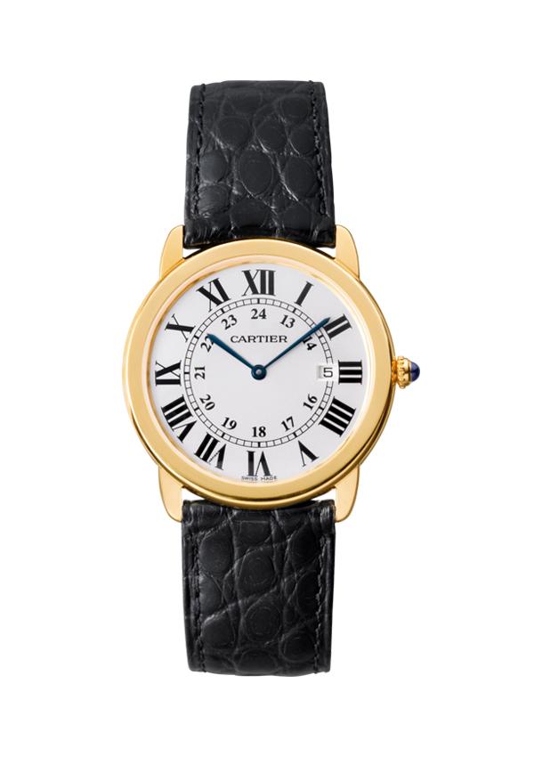 Reloj de Cartier mujer