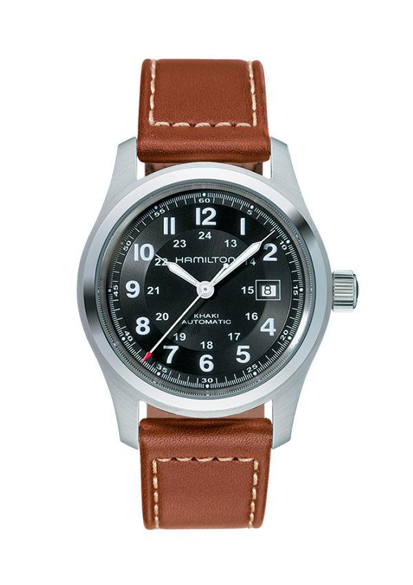 Reloj Hamilton Khaki hombre