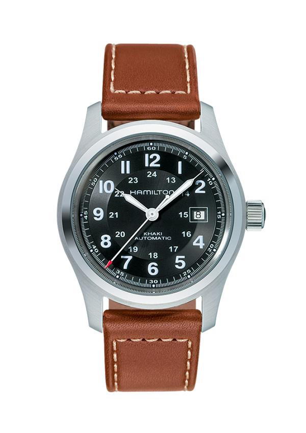 Auto Field V Hamilton Reloj Khaki gY67bfy