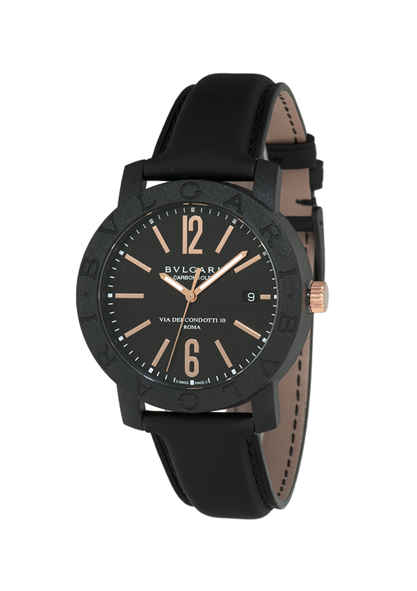 Reloj Bulgari Carbón Gold