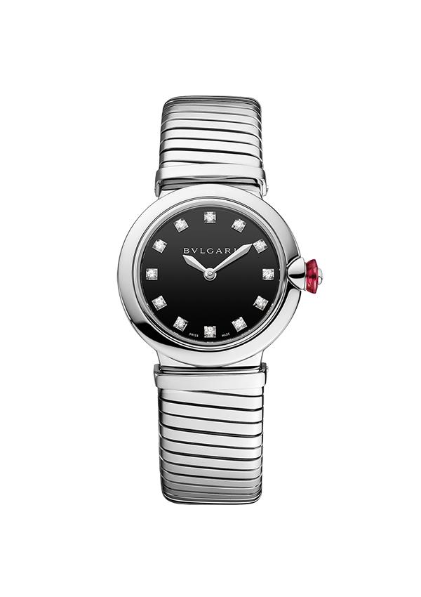 Reloj Bulgari LVCEA Tubogas