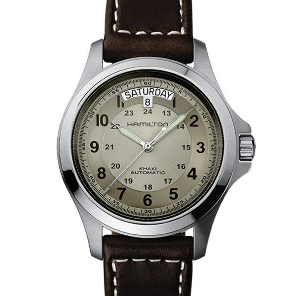 Reloj Hamilton Khaki