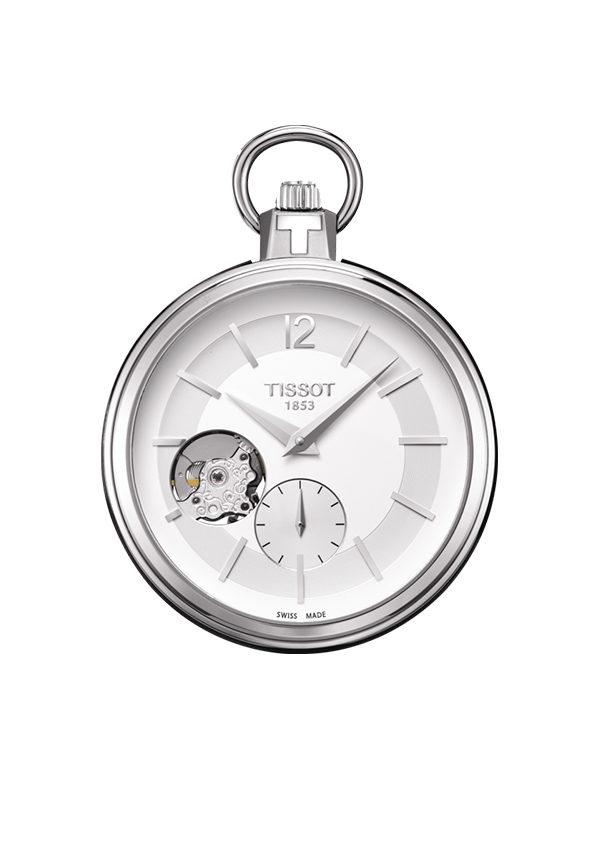 Reloj Tissot de bolsillo