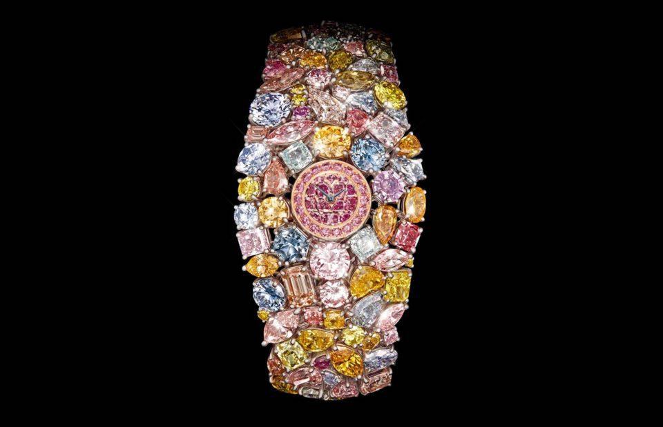 graff reloj mas caro del mundo