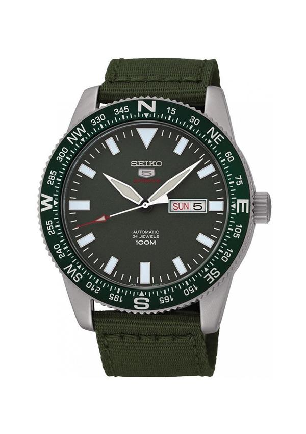 Reloj Seiko 5 Sports verde