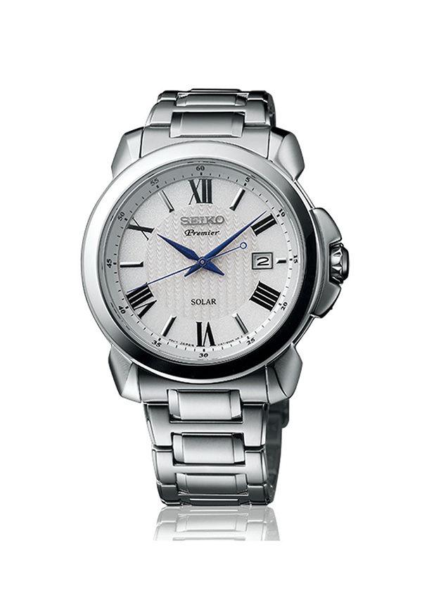 Reloj Seiko Premier Solar