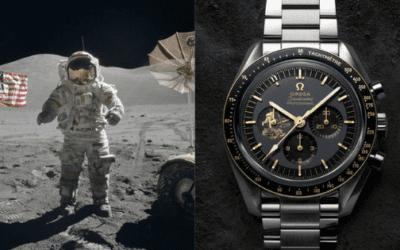 Omega conmemora el 50 aniversario de la llegada del hombre a la Luna